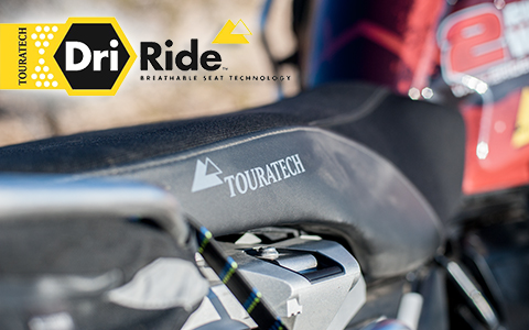 Touratech Dri-Ride Seat