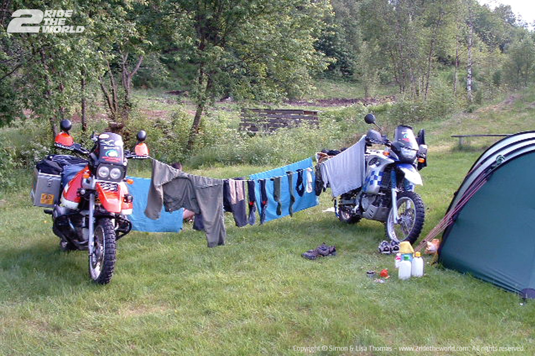 gs washing line