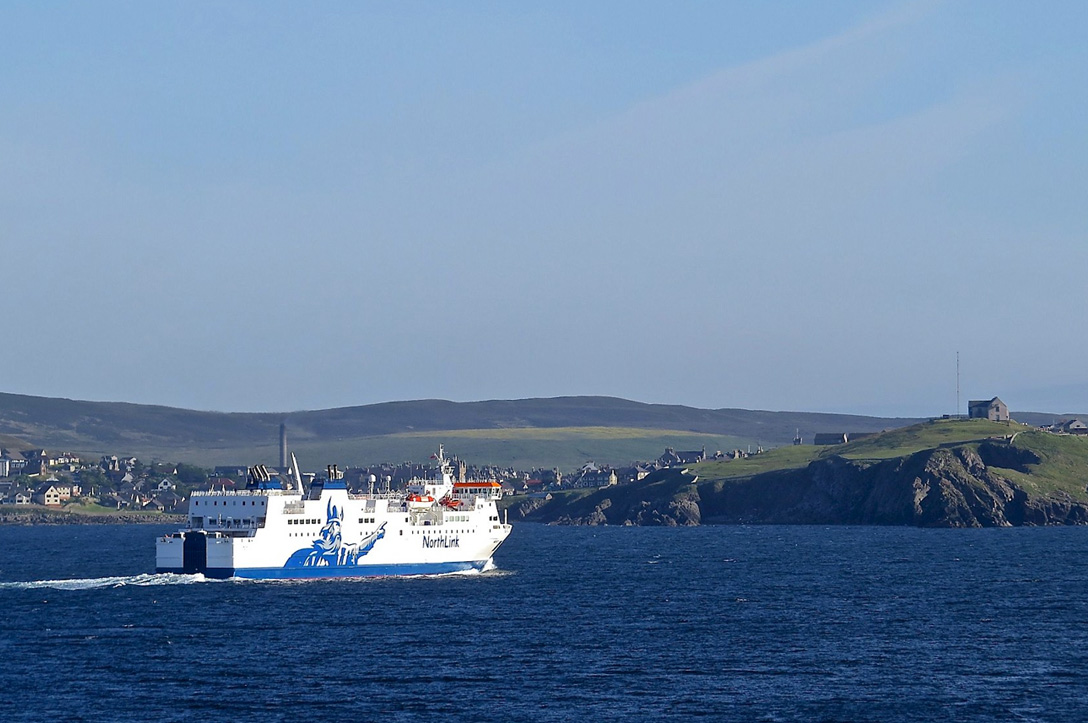 aberdeen to lerwick ferry