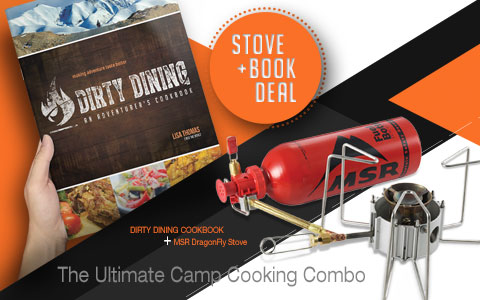 Ultimate Camp Cooking Combo