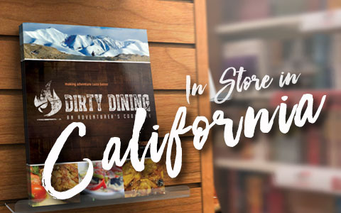 DIRTY DINING - Available in Store in CA