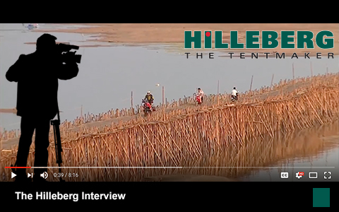 The Hilleberg Video Interview