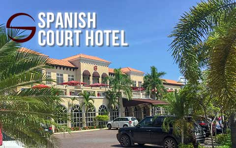 Spanish Court Hotel - Jamaica