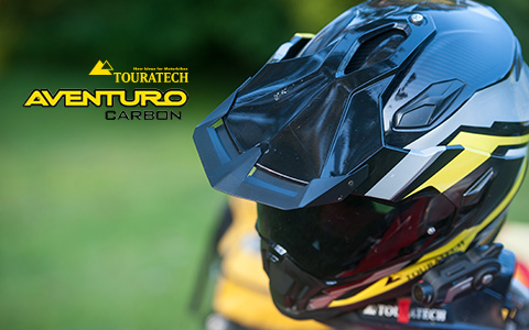 Touratech Aventuro Helmet