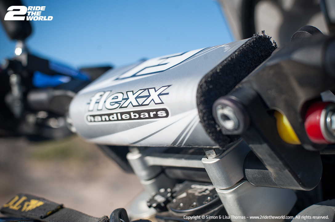 f800gs flexx bars