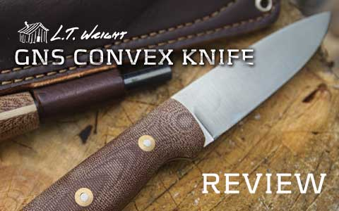 GNS Convex Knife