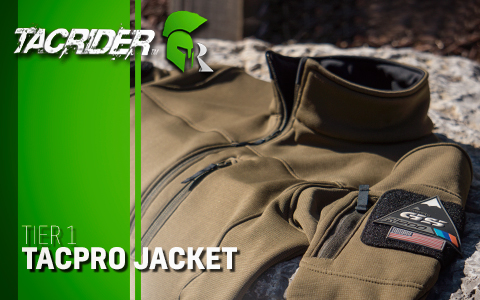 TIER 1 Tacpro Jacket