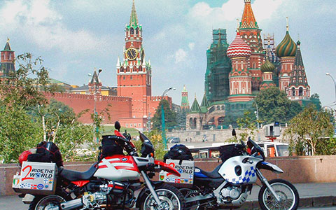 Russia - jewels within the Kremlin walls.