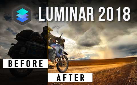 LUMINAR 2018 für perfekte Fotos - Deutsche Version