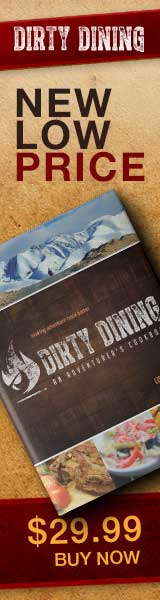 Dirty Dining Cookbook