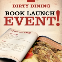 'DIRTY DINING' Book Launch