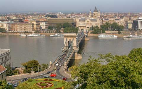 The Heart of Budapest