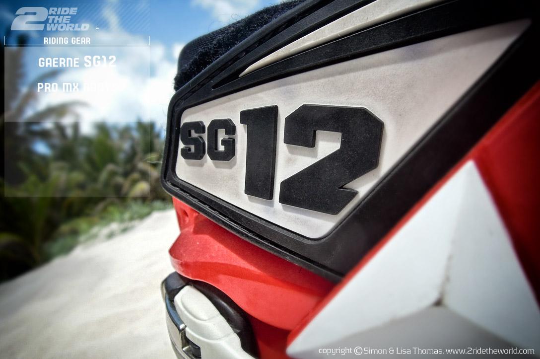 Gaerne Boots Sg12 >> Gaerne SG12 Boots   Gear   Reviews   2RidetheWorld