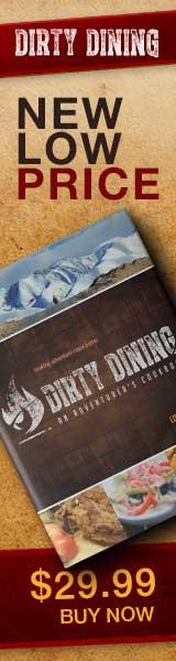 Dirty Dining Cookbook